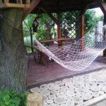 wypoczynek w altanie