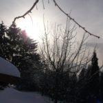 zimowy zmrok